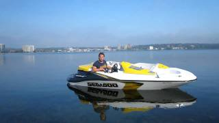 2008 Seadoo Speedster Supercharged