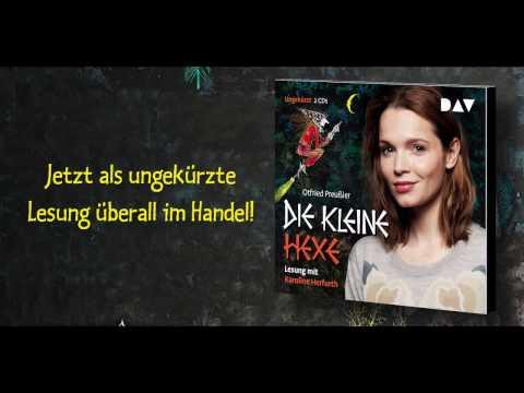 Die kleine Hexe YouTube Hörbuch Trailer auf Deutsch