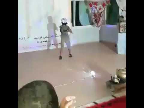 اصغر طفل مغربي يرقص البوبينج  . thumbnail