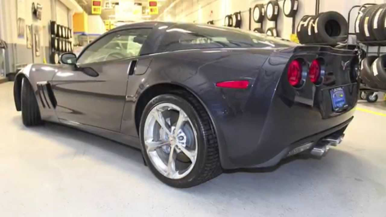 2013 Grand Sport Corvette C6 With 3lt For Sale Bill Stasek