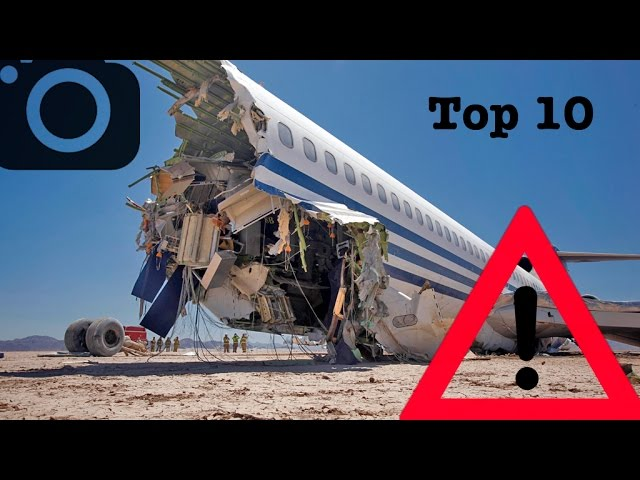 Top 10 Airlines - Top 10 MOST dangerous Airlines!
