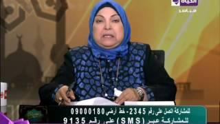 سعاد صالح: العمل والإنفاق على البيت ليس من مهام الزوجة.. فيديو