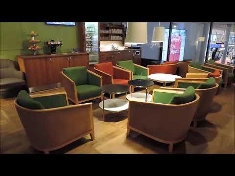 SAS Gold Lounge, Copenhagen Airport (CPH)