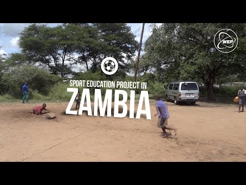 WEP - Viaggi solidali in ZAMBIA / Sport Education Project