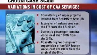 CHOGM Probe: CAA financial loss