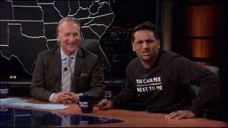 Real Time with Bill Maher - Ravi Patel