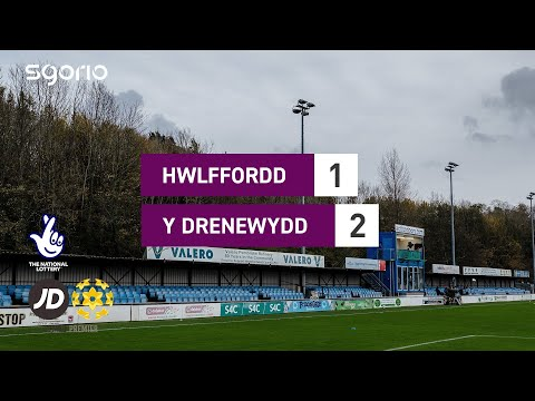 Haverfordwest Newtown Goals And Highlights