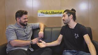Entrevista a Gabriel Rufián (Segunda Vuelta)