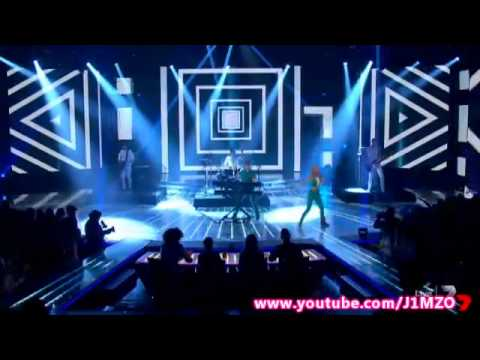 Karmin - Acapella (Live) - Week 5 - Live Decider 5 - The X Factor Australia 2013