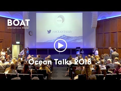 Ocean Talks 2018 | Boat International Media at the Royal Geo