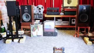 KEF LS3/5a Vs. Falcom Acoustic