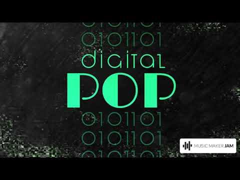 My first pop loop in the app music maker JAM