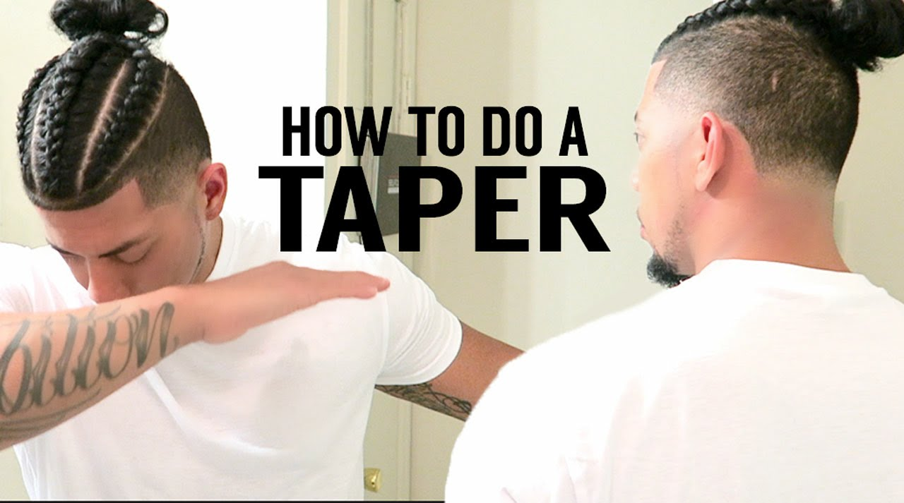 how to cut a man