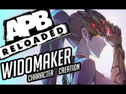 MAKE WIDOWMAKER !!! - APB Custom