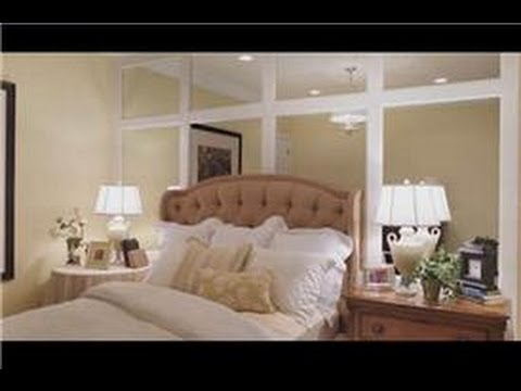 Interior Design Concepts : Tips on Decorating With Mirrors - YouTube