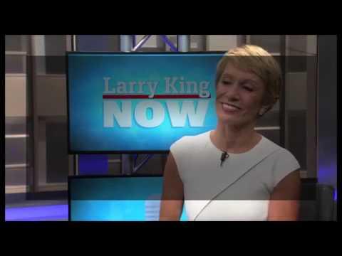 Larry King Now Jul 01 '16 Barbara Corcoran on 'Shark Tank' co-stars & working with Trump.