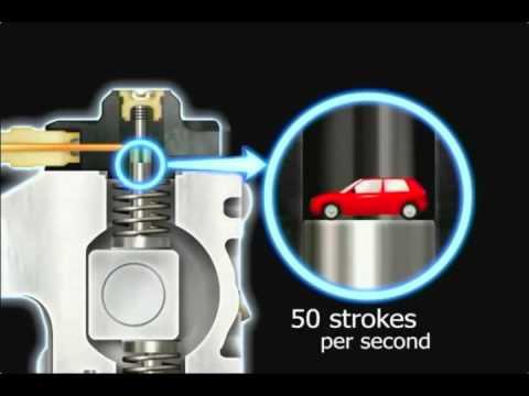 การทำงานหัวฉีดระบบคอมมอนเรล by www.sk5000.com