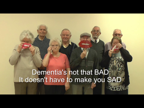 Living well with dementia in Hartlepool (hosted for the 'Our Voice Matters' group