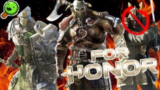 The For Honor Experience