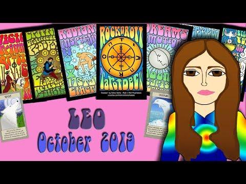 LEO OCTOBER 2019 Divine Timing! Tarot Psychic Reading Forecast Predictions