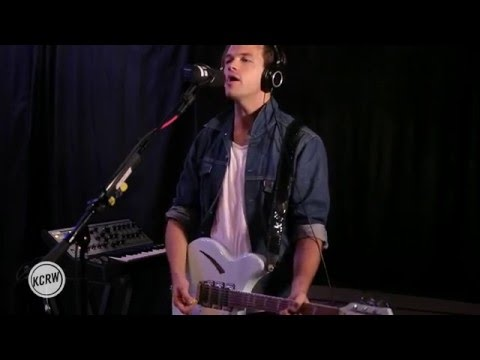 "St. Lucia performing ""Elevate"" Live on KCRW"
