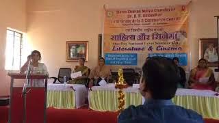 Contemporary Literature : Women's Writing in Hindi