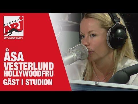 Hollywoodfru Åsa Vesterlund ger Botoxtips och varför busken ska rakas! - VAKNA MED NRJ