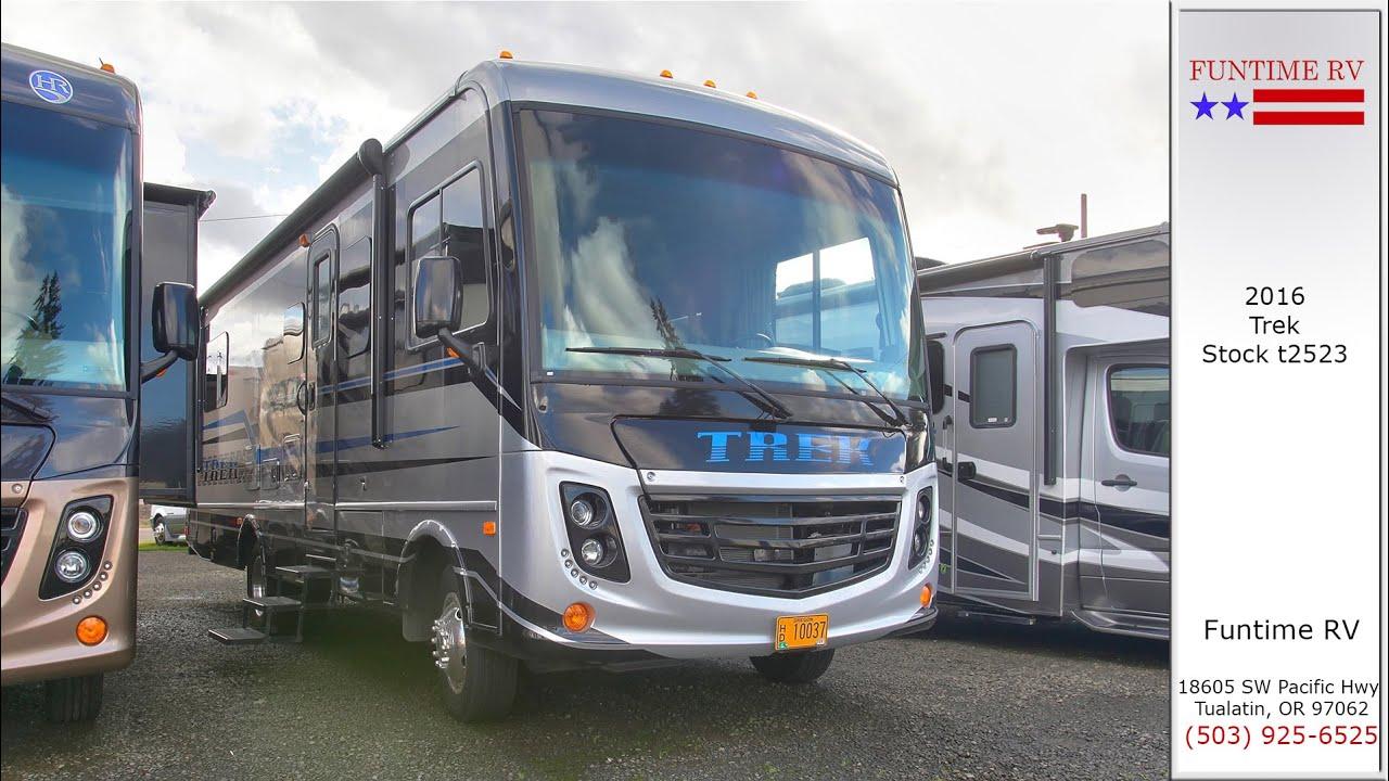 2016 Trek Motorhome For Sale near Portland, Oregon