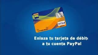 Cómo registrarte a PayPal con tu tarjeta de débito