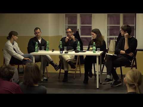 Learning from documenta 14 / Diskuze Poučení z Dokumenty 14