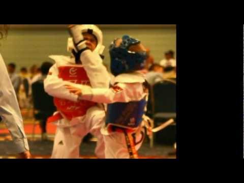 Frederik Emil Olsen - taekwondo kid - Hall Of Fame video