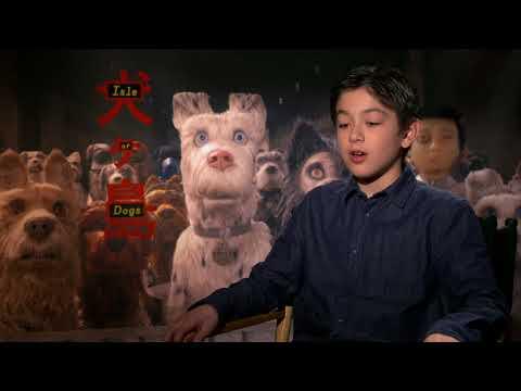 Isle of Dogs - Itw Koyu Rankin (official video)