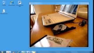 Utiliser le lecteur/graveur de CD et DVD d'un ordinateur sous Windows7