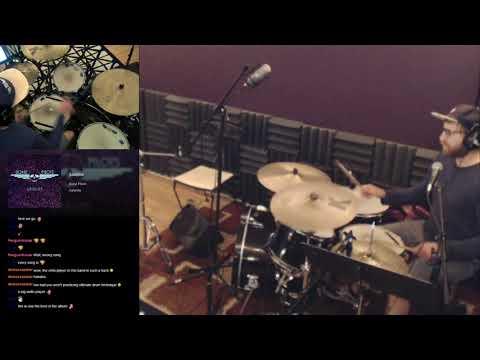 Bone Pilots - Satellite (Drums Only)