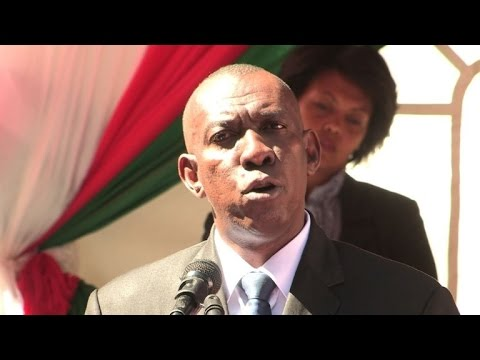 Madagascar new PM promises to fight corruption