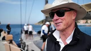 Sail Talk with sailing legends returning for The Loro Piana Superyacht Regatta 2021