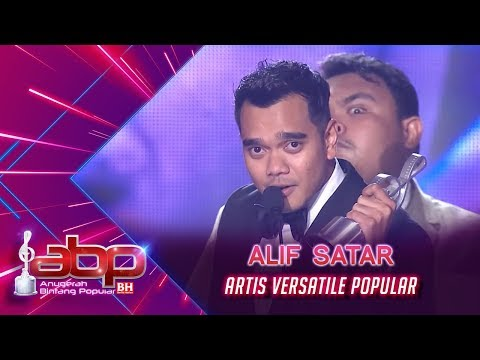 Alif Satar - Artis Versatile Popular   #ABPBH31