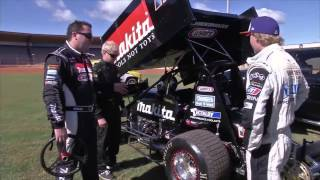 Wynns Driver Swap Episode 1 Sprint Car