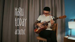 HARU – Today (Acoustic Lyrics Video) Video