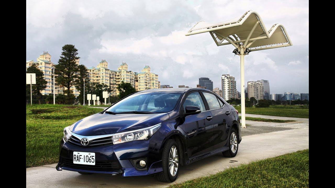 All New Corolla Altis 2018 Spesifikasi Alphard Toyota 1 8 正港國產傳奇auto Online 汽車線上 試駕影片