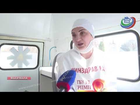 Дагестанцев предупреждают о необходимости соблюдения карантина с помощью громкоговорителей
