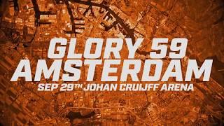 GLORY 59 Amsterdam - Tickets on Sale!