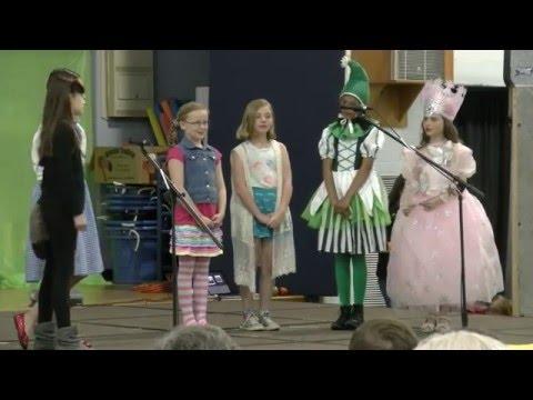 The Wizard of OZ - Sango Elementary School Drama Club - 2016