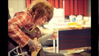 NeverShoutNever - I Love You Five  Lyric/Letra Ingles/Español