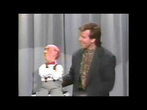 Jeff Dunham & Walter: A history of TV highlights