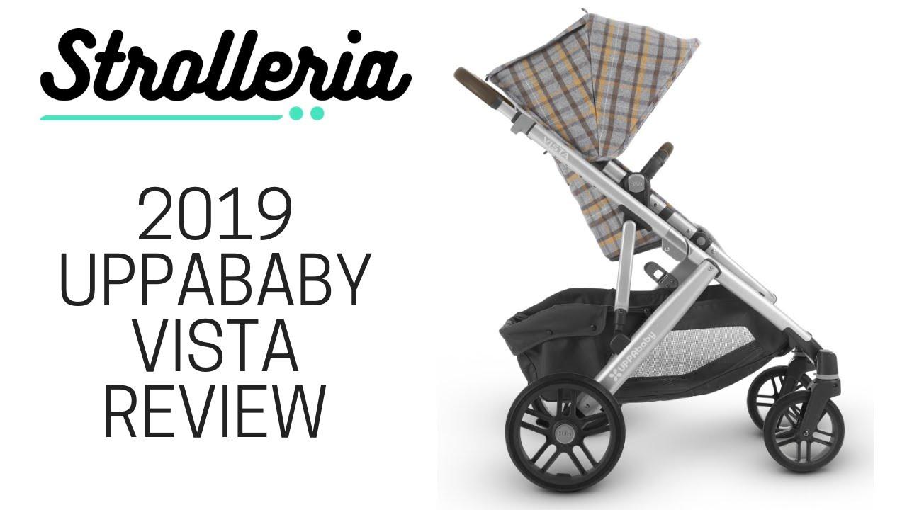 1568f0944de 2019 UPPAbaby VISTA Review