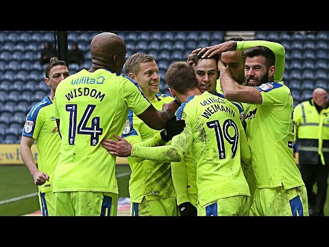 SHORT MATCH HIGHLIGHTS | Preston North End Vs Derby County
