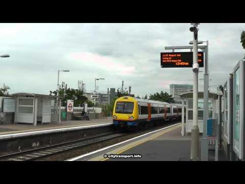 Leytonstone High Road Station