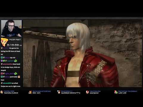 Resident Evil 4 | Devil May Cry Mod Full Playthrough [PC] thumbnail