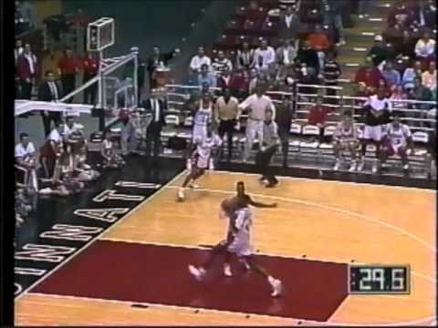 1992 Bearcats Dunk On Dayton